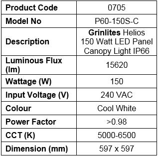 P60NIP66-150-S