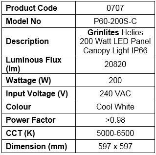 P60NIP66-200-S