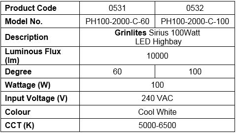 PH100C
